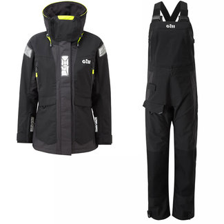 Gill Gill OS2 2021 Womens Sailing Suit Black