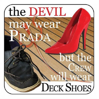 Nauticalia Coaster - The Devil