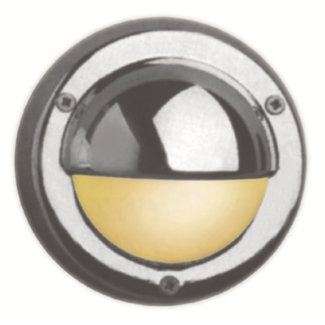 Pirates Cave Value Chromed Plated Halogen Utility Light 12V