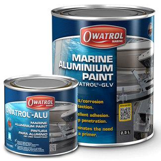 Owatrol Owatrol GLV Anti-Corrosive Aluminium Paint