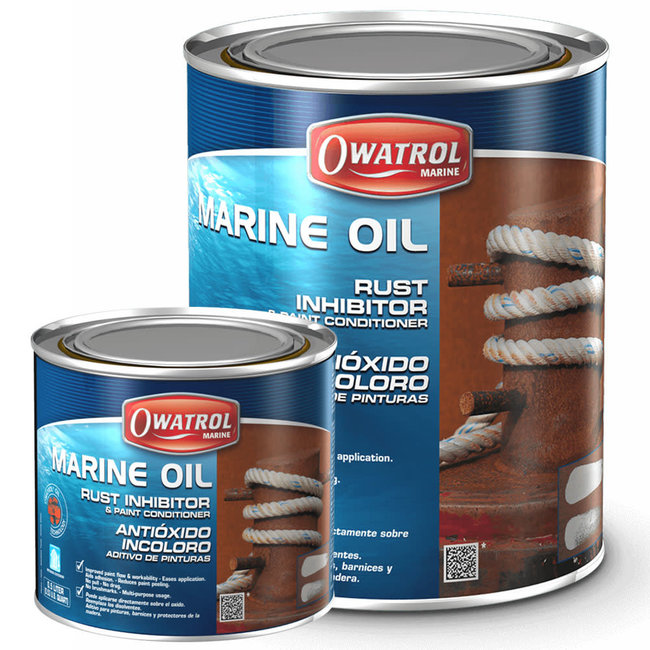 Owatrol Owatrol Marine Oil Paint Conditioner And Rust Inhibitor