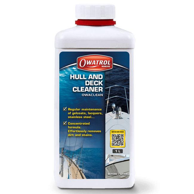 Owatrol Owaclean Hull & Deck Cleaner 1L