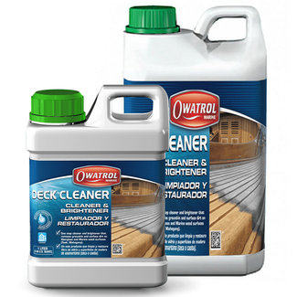 Owatrol Owatrol Deck Cleaner & Brightener