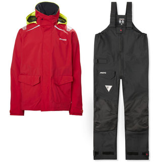 Musto Musto BR1 Inshore Sailing Suit Red/Black