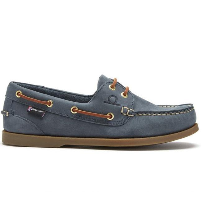 Chatham Deck II G2 Mens Deck Shoes Blue 2021