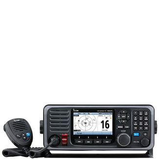 Icom Icom IC-M605EURO Fixed Marine VHF/DSC AIS Receiver Radio