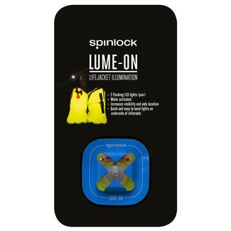 Spinlock Spinlock Lume-On LED Life Jacket Lights