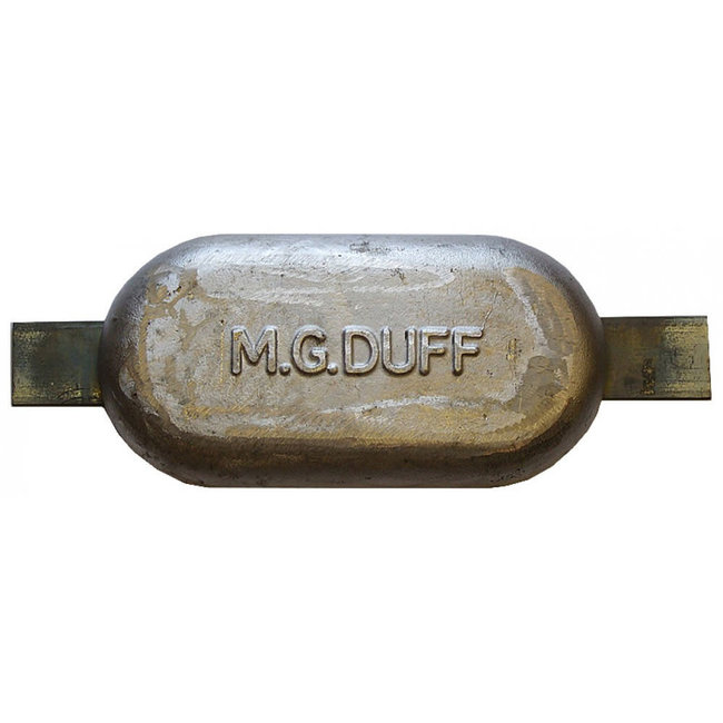 MG Duff MD80 Magnesium Weld On Bar Anode 2.8kg