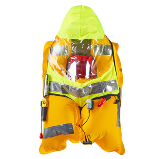 Crewsaver Crewsaver Crewfit Pouch Spray Hood For 150N & 165N Sport Life Jackets