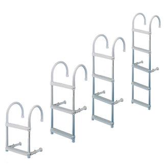 Waveline Waveline Aluminium Anti-Slip Boarding Ladder