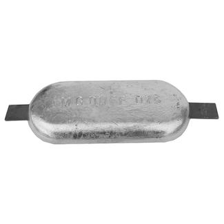 MG Duff MG Duff ZD73 Zinc Weld On Bar Anode 10kg