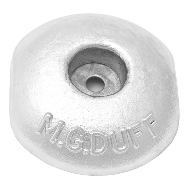 MG Duff MD58 Magnesium Disc Anode 0.65kg