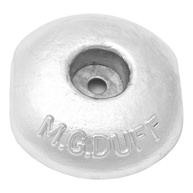 MG Duff AD58 Aluminium Bolt On Disc Anode