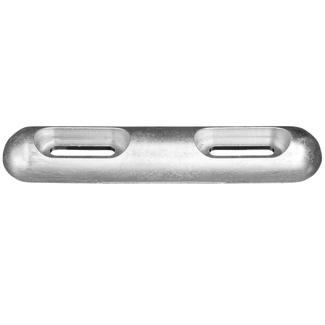 Tecnoseal Tecnoseal Aluminium Euro Bolt On Bar Anode 1kg