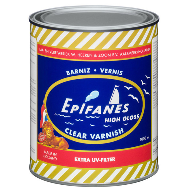 Epifanes Epifanes Clear Gloss Varnish