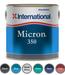 International Micron 350 Antifoul 2.5L (x2) + FREE Roller Pack & Masking Tape