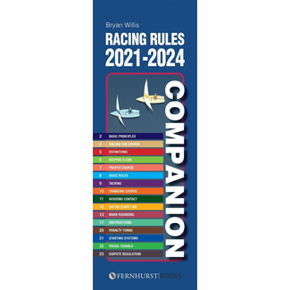 Flip Cards Companion Guides - Racing Rules 2021-2024