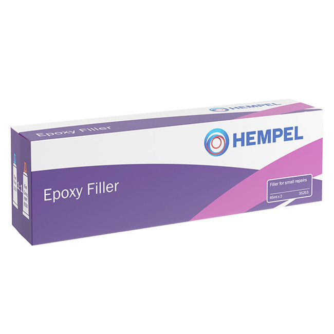 Hempel Epoxy Filler 130ml