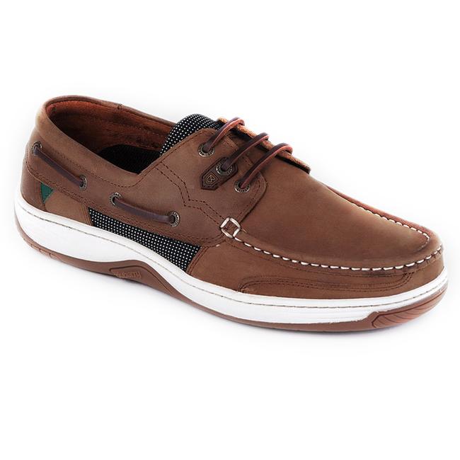 Dubarry Regatta Mens Deck Shoes Donkey Brown 2021
