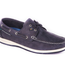 Dubarry Sailmaker X LT Extra Light Deck Shoes Navy 2021
