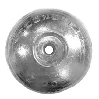 Tecnoseal Tecnoseal Aluminium Heavy Duty Disc Anodes (50-90mm)