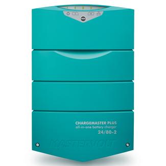 Mastervolt Mastervolt 24V/80A 2 Bank ChargeMaster Plus CZone Battery Charger
