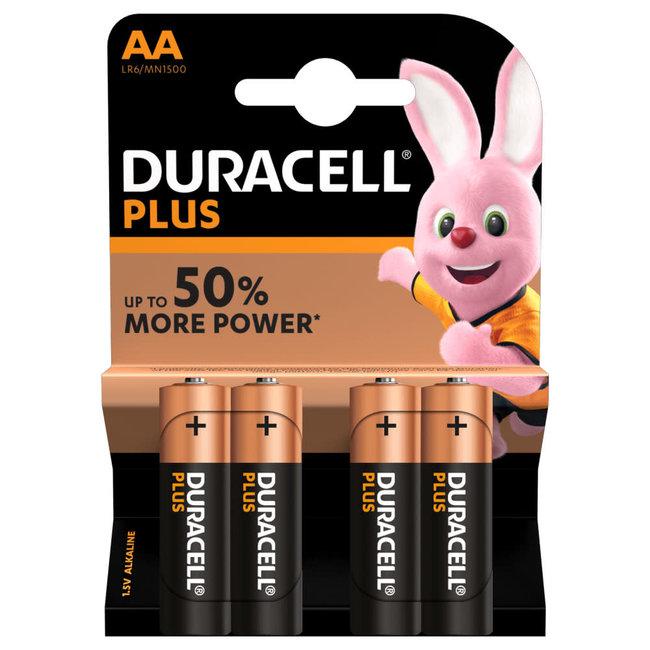 Duracell Duracell Plus AA Alkaline Batteries