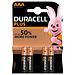 Duracell Duracell Plus AAA Alkaline Batteries