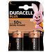 Duracell Duracell Plus C Alkaline Batteries