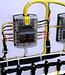 Blue Sea ST Blade 6 Circuit Fuse Block w/ Negative Bus & Cover