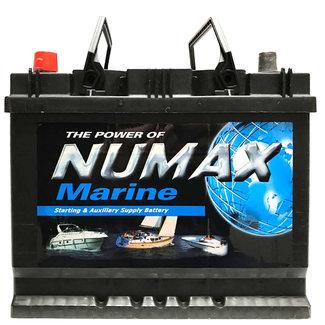 Numax Numax 12V 75AH C20 MV Dual Marine Sealed Battery