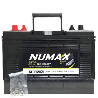 Numax Numax 12V 105AH C20 XV Dual Marine Sealed Battery