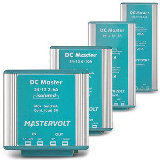 Mastervolt Mastervolt 24V-12V DC Master DC Converter (Isolated)