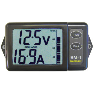 Nasa Nasa BM-1 12V Compact Battery Monitor