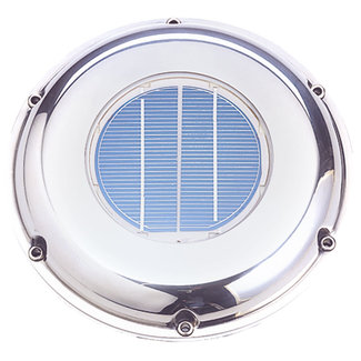 Pirates Cave Value Solar Powered Ventilator 216.8mm