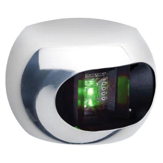 Stainless Steel Cover For Aqua Signal Series 34 LED 12V/24V Starboard Navigation Light