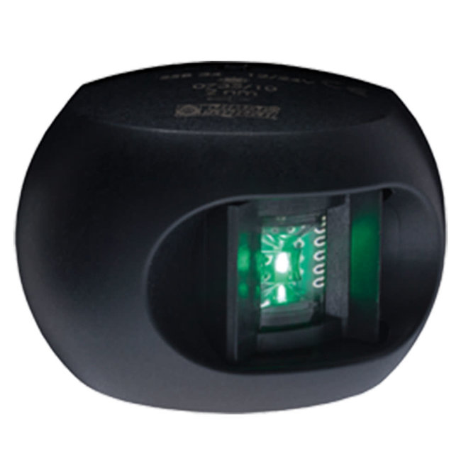 50m Aqua Signal Series 34 LED Starboard Navigation Light
