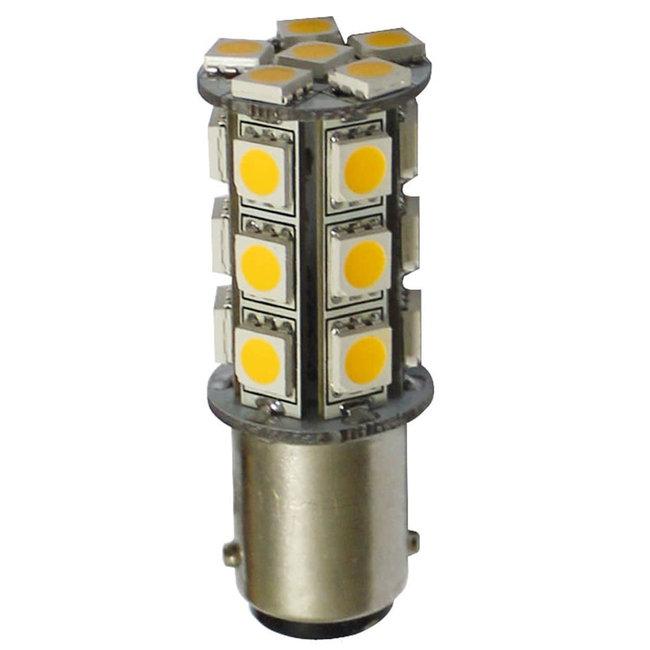 Pirates Cave Value BAY15D LED Bulb 12V 3.6W 264 Lumen