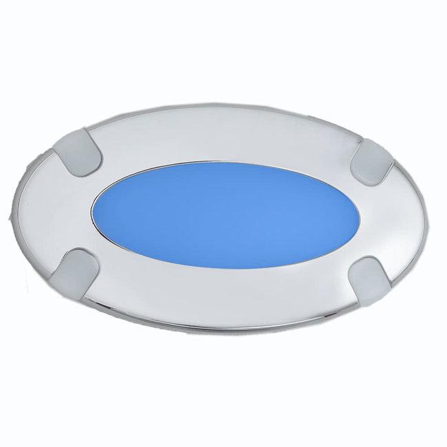 Oval Courtesy Light