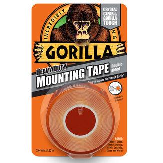 Gorilla Gorilla Double Sided Mounting Tape