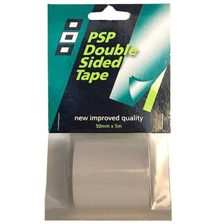 PSP PSP Double Sided Tape 50mm x 5m
