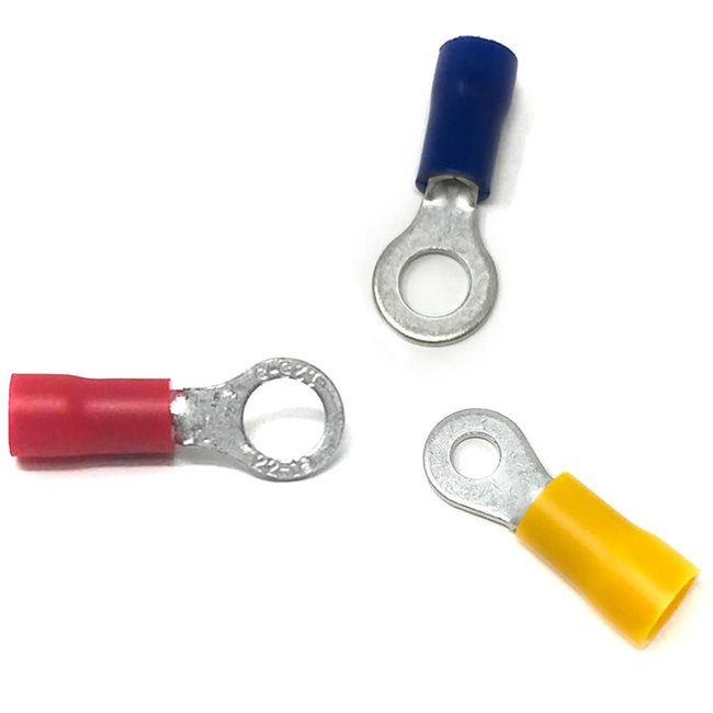 Pirates Cave Value Electrical Eyelet Connectors (5 Pack)