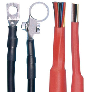 Aquafax Heat Shrink Cable Sleeving