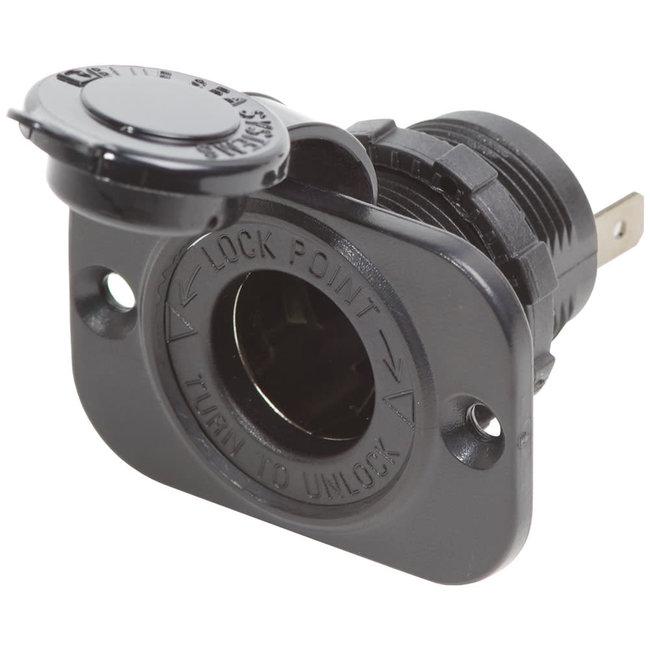 Blue Sea 12V DC Waterproof Socket