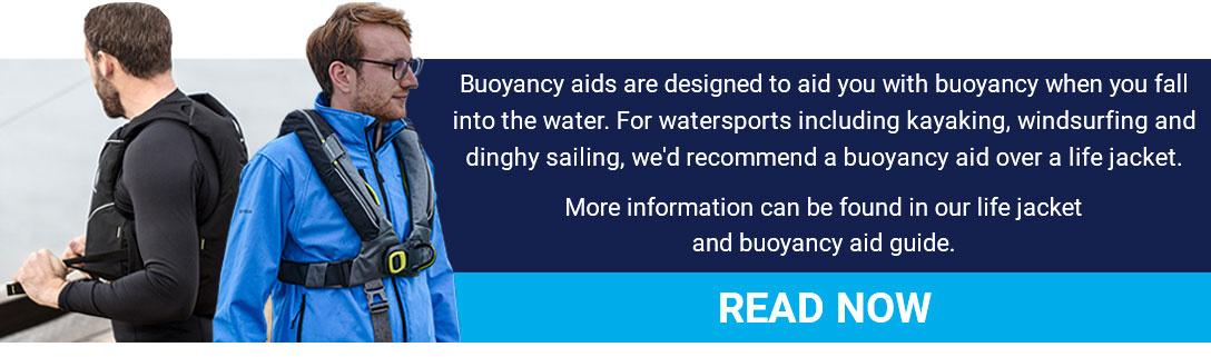 Do I Need A Buoyancy Aid Or A Life Jacket?