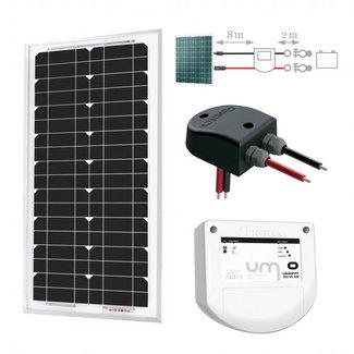 Uniteck Uniteck Unisun 12V Rigid Solar Panel Kit