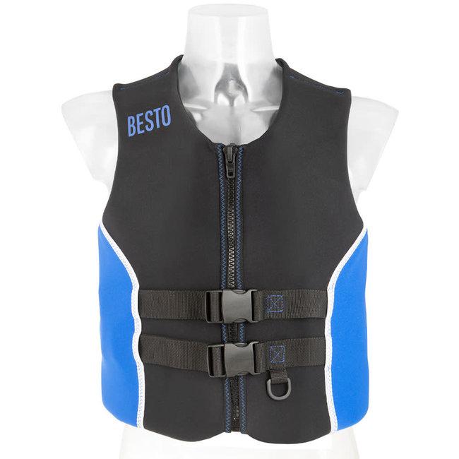 Besto Active Neo 50N Buoyancy Aid Blue/Black