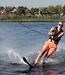 Besto Ski 50N Buoyancy Aid Black/Orange