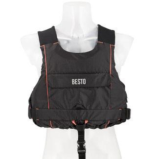 Besto-Redding Besto Sailor 50N Buoyancy Aid Black/Orange