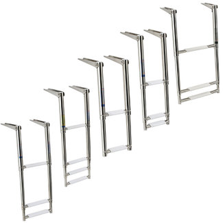 Osculati Telescopic Ladder for Gangplanks S/S